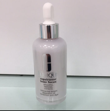 Clinique .5 oz / 15 ml Repairwear Laser Focus Wrinkle & UV Damage Corrector uploaded by Kimmie K.