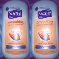 Suave® Smoothing with Cocoa Butter & Shea Body Lotion uploaded by Santa F.