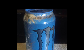 Monster Zero Ultra Energy Drink uploaded by Alyssa S.