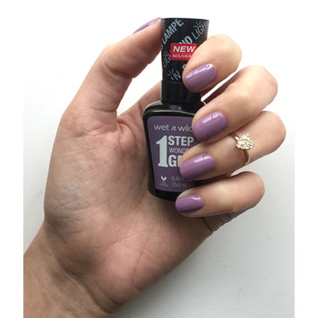 wet n wild 1 Step WonderGel™ Nail Color uploaded by Lauren S.