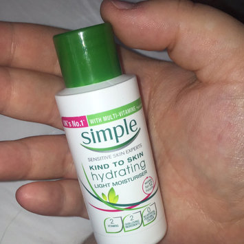 Photo of Simple Protecting Light Moisturizer SPF 15 uploaded by Elle D.