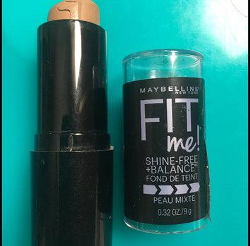 Maybelline Fit Me® Shine-Free + Balance® Stick Foundation uploaded by Joany V.