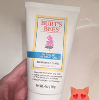 Burt's Bees Face Care Intense Hydration Treatment Mask uploaded by Carol Z.
