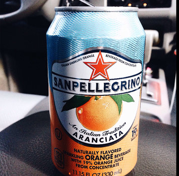 San Pellegrino® Aranciata Sparkling Orange Beverage uploaded by Melanie S.