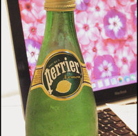 Perrier Lemon Sparkling Natural Mineral Water uploaded by Melanie S.