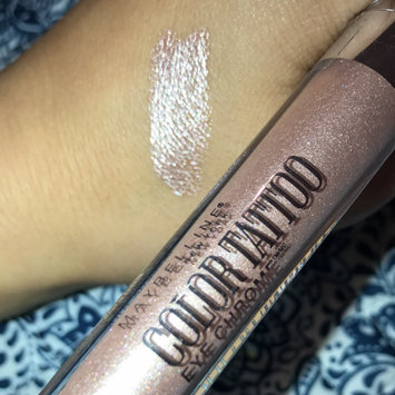 Maybelline Color Tattoo Eye Chrome™ uploaded by Michelle V.