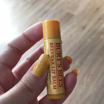 Burt's Bees® Beeswax Lip Balm uploaded by Amy m.