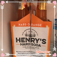 Henry's Hard Soda™ Hard Orange 12 fl. oz. Bottle uploaded by Tiffany M.