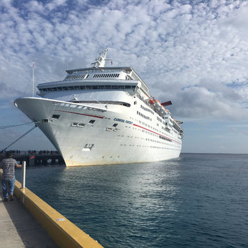 Carnival Cruise Line uploaded by Becca R.