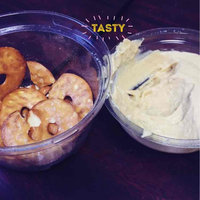 Sabra Hummus with Pretzels Classic uploaded by Angela P.