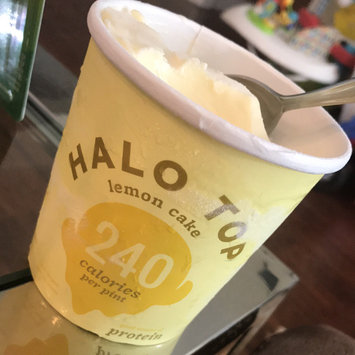 Photo of Halo Top Lemon Cake Ice Cream uploaded by Kara T.