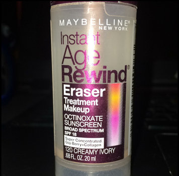 Maybelline Instant Age Rewind® Eraser Treatment Makeup uploaded by Miranda G.