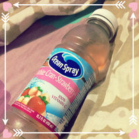Ocean Spray White Cranberry and Strawberry Juice Drink uploaded by Danielle J.
