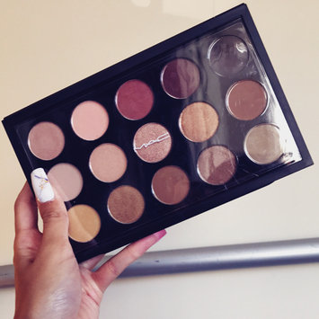 Photo of MAC In The Flesh Times 15 Eyeshadow Palette - In The Flesh uploaded by jessica l.