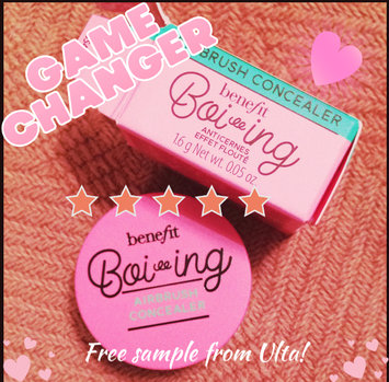 Photo of Benefit Cosmetics Boi-ing Airbrush Concealer uploaded by Kat J.
