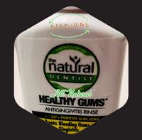 The Natural Dentist Gums Antigingivitis Rinse uploaded by Teresa C.