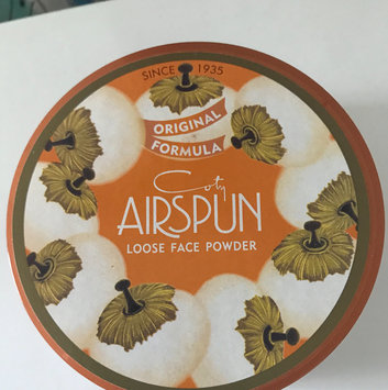 Coty Airspun Loose Face Powder uploaded by Brianna M.