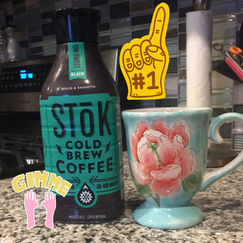 Photo of Stok™ Un-Sweet Black Cold-Brew Iced Coffee 48 fl. oz. Bottle uploaded by katie s.
