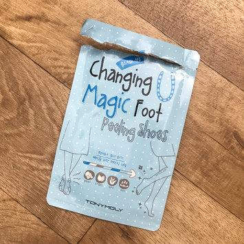 Photo of Tony Moly Foot Peeling Shoes uploaded by Suzi H.