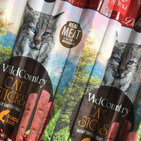 Delightibles Wild Country Meat Sticks, Salmon, 2 oz uploaded by Emily M.
