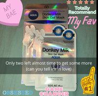 Freeset Donkey Milk Skin Gel Mask Pack Aqua uploaded by Cynthia R.