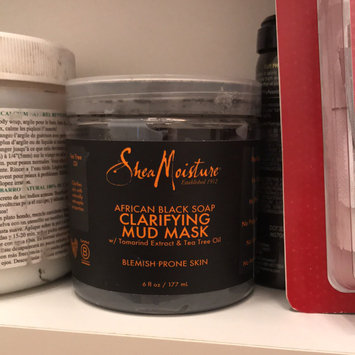 SheaMoisture African Black Soap Clarifying Mud Mask uploaded by Shin Yi C.