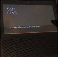 Amazon Echo Show - Black, Automation Hub uploaded by L E.