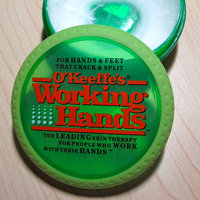 O'Keeffe's Working Hands Hand Cream uploaded by kai f.