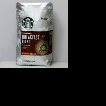 Photo of Starbucks® Breakfast Blend Medium Roast Ground Coffee uploaded by Aisha H.