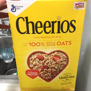 Photo of Cheerios General Mills Cereal uploaded by Renae J.
