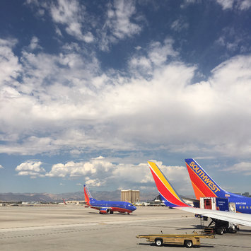 Photo of Southwest Airlines uploaded by Sara T.