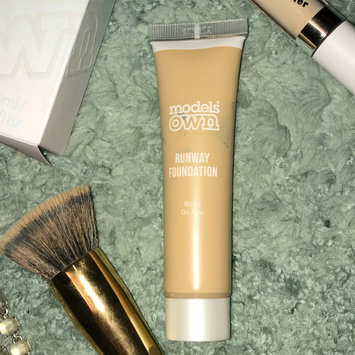 Photo of Models Own Matte Runway Foundation uploaded by Erin T.
