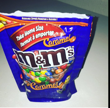 Photo of M&Ms Caramel uploaded by Alicia B.