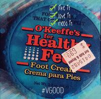 O'Keeffe's O'Keeffe Healthy Feet Cream 3.2oz Jar, 4 Pack by OKEEFFE'S uploaded by Teresa C.