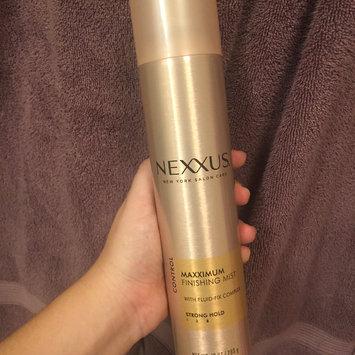 Photo of NEXXUS® MAXXIMUM FINISHING MIST uploaded by Hannah B.