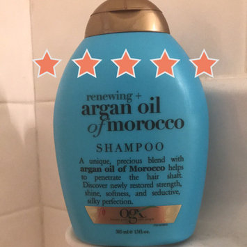 OGX® Argan Oil Of Morocco Shampoo uploaded by Priscilla S.