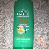 Garnier® Fructis® Grow Strong Conditioner 12 fl. oz. Bottle uploaded by Jill R.