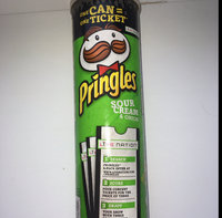 Pringles Potato Crisps Sour Cream & Onion uploaded by Anastasia K.