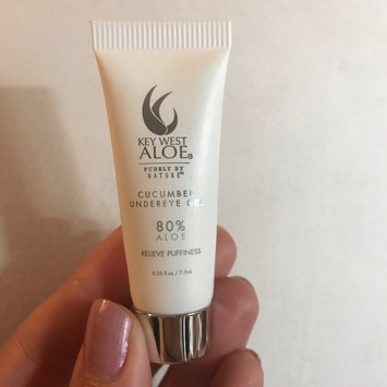 Photo of Key West Aloe Cucumber Undereye Gel uploaded by Samantha L.
