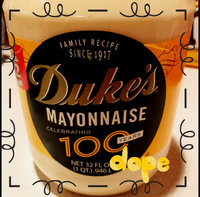 Dukes Duke's Mayonaise 8 oz. uploaded by Teresa C.