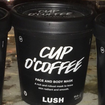 LUSH Cup O' Coffee Face and Body Mask uploaded by Ashley S.