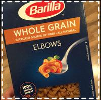 Barilla® Whole Grain Elbows 1 lb. Box uploaded by L E.
