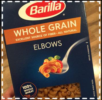 Photo of Barilla® Whole Grain Elbows 1 lb. Box uploaded by L E.