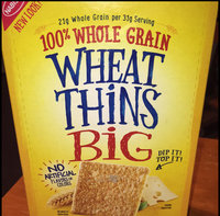 Nabisco Wheat Thins Crackers Big uploaded by Katye M.