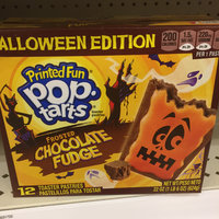 Kellogg's Pop-Tarts Spookylicious Frosted Chocolate Fudge Halloween Toaster Pastries uploaded by Ashley T.