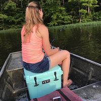 Yeti Roadie 20 Cooler - Tan (ROADIE 20) uploaded by Alysia P.