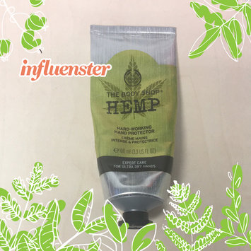 Photo of THE BODY SHOP® Hemp Hand Protector uploaded by Chloe W.