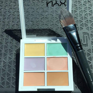 NYX Color Correcting Concealer Palette uploaded by Hope S.