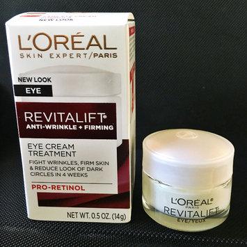L'Oréal RevitaLift Complete Anti-Wrinkle Moisturizer Eye Cream uploaded by Sara T.