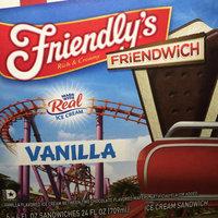 Friendly's Friendwich Vanilla Ice Cream Sandwich - 6 CT uploaded by Shanti R.